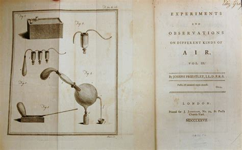 experiments and observations on different kinds of air vol 2 classic reprint books cabinet 17 science a stab at the eighteenth century