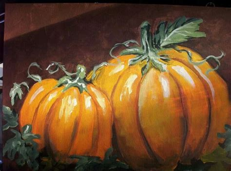 pumpkin paintings pumpkin canvas painting painting