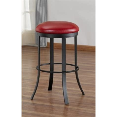 Tempo Counter Stools by Tempo Like Birkin 26 Quot Swivel Backless Bailey Bar Stool By