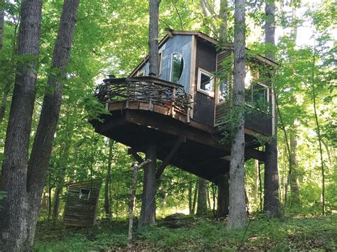 tree houses for rent 4 epic treehouses near dc you can rent for a memorable