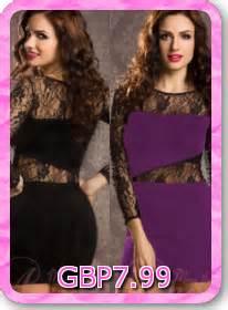 Fash Wash Lamour Regular inspired v bodycon pencil dress
