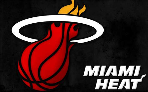 Imagenes De Nba Miami Heat | miami heat basketball nba team black wallpapers hd
