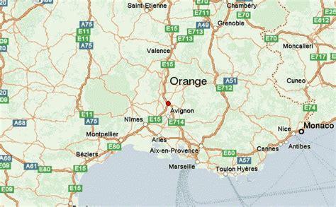 orange map orange location guide