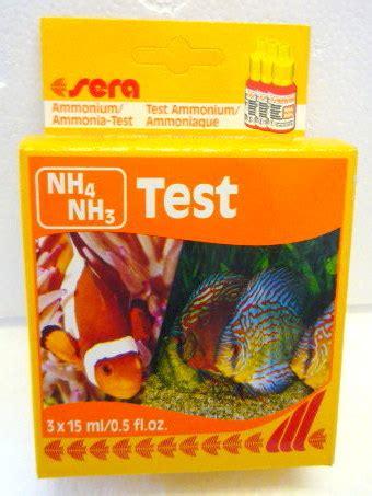 Sera Amonia Ammonia Test Kit d盻 ng c盻 ki盻n tra h 192 m l豈盻 ng amonium amonia vcs