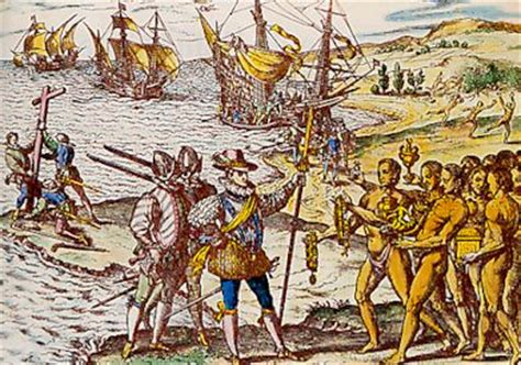 12 octobre 1492 christophe colomb atteint le nouveau