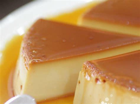 membuat puding gula hangus resipi puding karamel licin lembut sedap pasti jadi