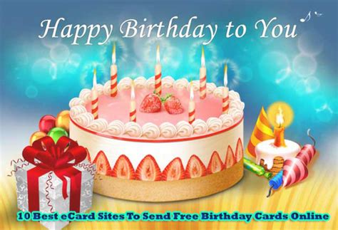 Send An Online Gift Card - send free birthday card gangcraft net