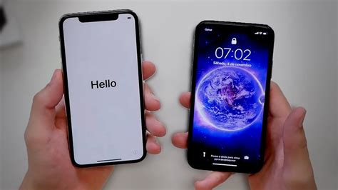 e iphone x iphone x an 193 lise e primeiras impress 213 es