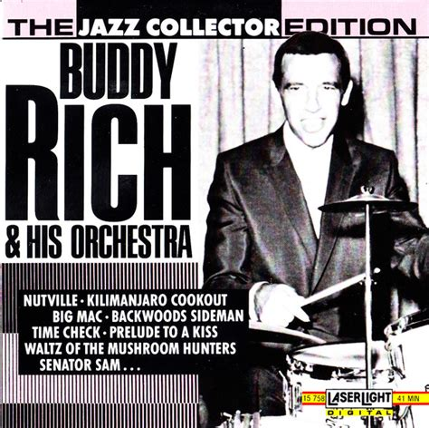 biography jazz buddy rich jazz biography records lps vinyl and cds