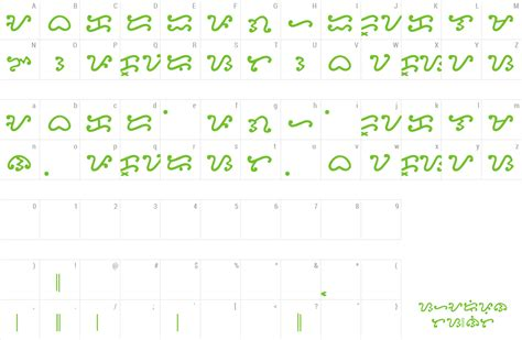 font baybayin modern block