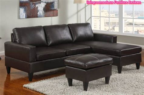 Apartment Size Leather Sectional Sofa Black Leather Apartment Size Sectional Sofa