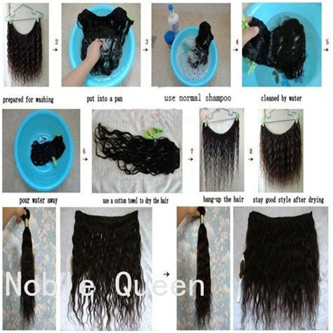 how do you wash hair extensions best way to wash weave in hair extensions of hair