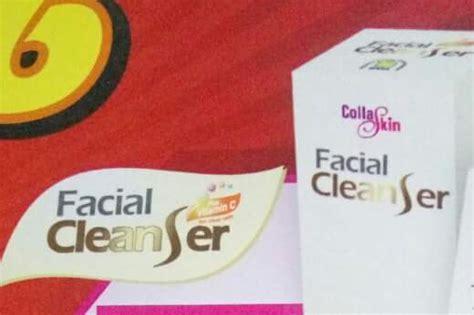 Harga Pemutih Merk Collagen harga collagen cleanser pemutih wajah stockist nasa