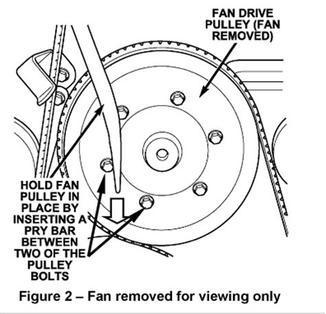 dodge ram 1500 fan clutch removal tool i a 2003 dodge 2500 cummins and i need to replace the