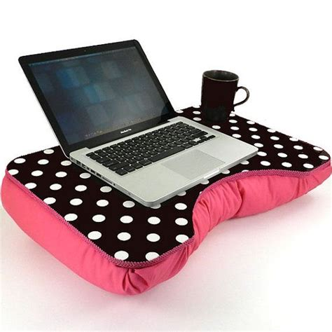 Pink Laptop Desk Large Pink And Black Polka Dot Desk Desk Desks And Pioneer School