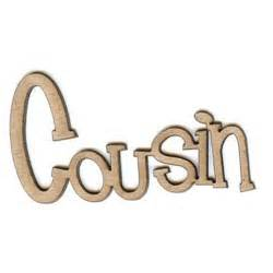 Leaky shed studio chipboard word cousin scrappin sports stuff
