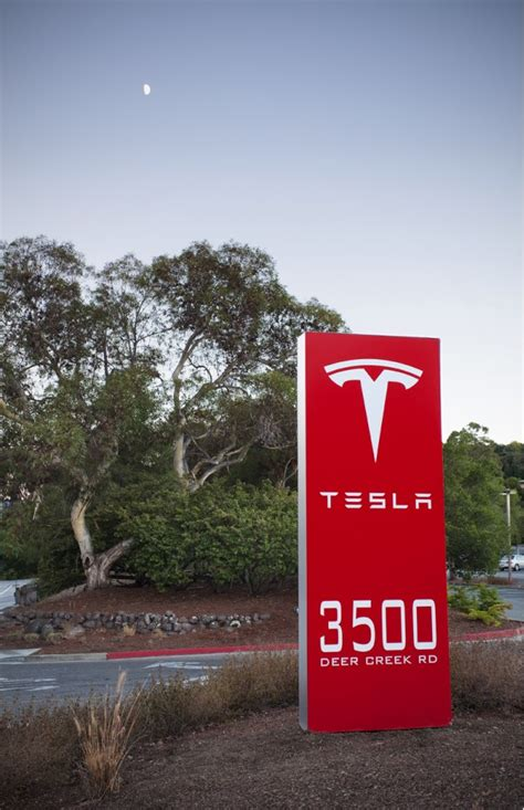 tesla needs more office space it s not just the