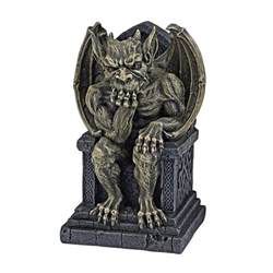 statues for home decor gargoyle gargouille statue home patio halloween decor