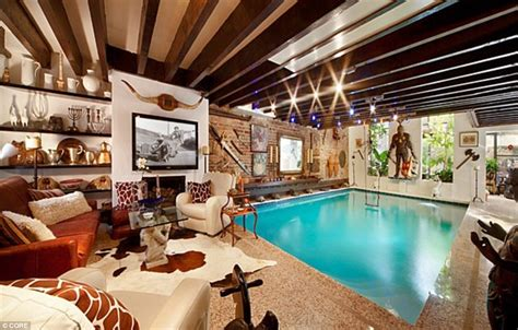 swimming pool room the 10million manhattan mansion with a 30 000 gallon