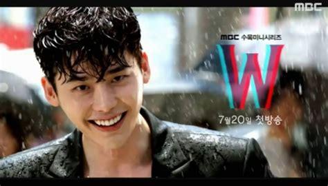 film drama terbaik sedunia 3 adegan termesra di w versi lee jong suk dan han hyo joo
