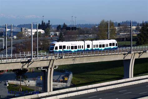Light Rail To Seatac by Seattle Light Rail Gt Seatac