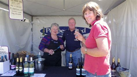 colin manley wine and food on show in boyanup bunbury mail