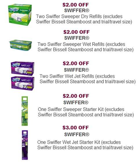 Swiffer Coupons Printable 2017