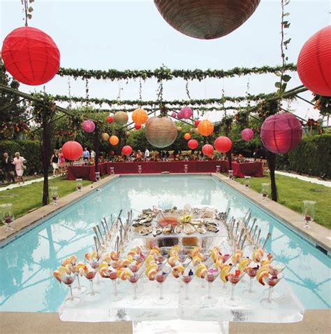 pool party decorations cool pool party decor ideas little piece of me