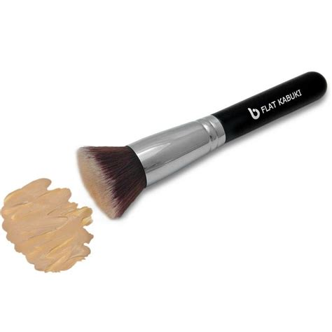 Flat Top Kabuki by Flat Top Kabuki Makeup Brush