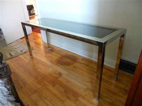 Craigslist Sofa Table by Console Table Craigslist Chrome Brass Console Table Theres