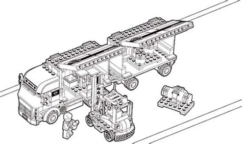 lego monster truck coloring page how to draw lego duplo coloring pages batch coloring
