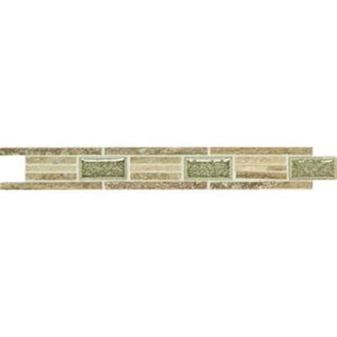daltile decorative accents linear 1 5 8 in