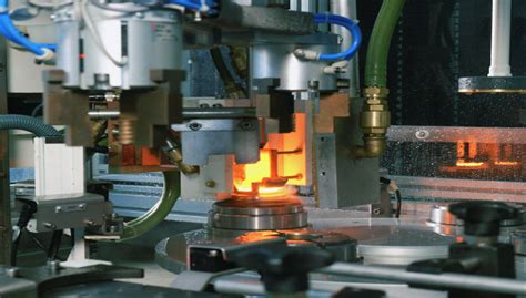 induction heating process automating your induction heating production process