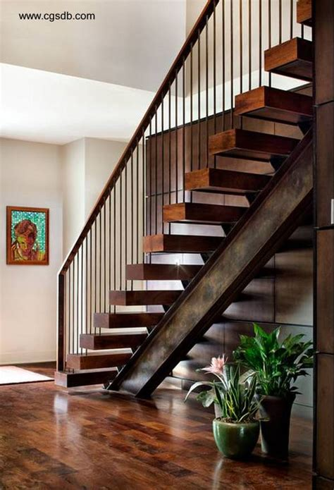 Glass Banister Cost Arquitectura De Casas 25 Modelos De Escaleras De Interiores