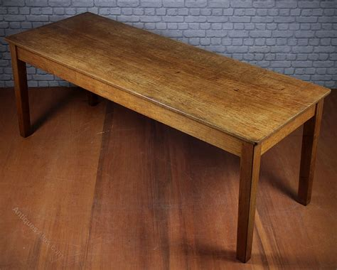 10 seater kitchen table 10 seater kitchen dining table c 1910 antiques atlas