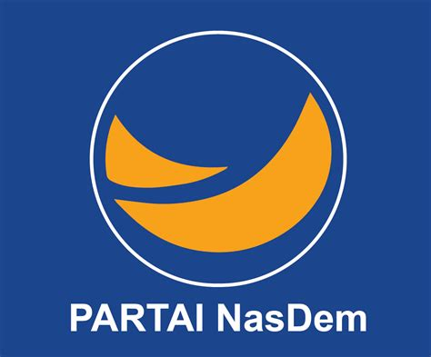 gambar logo partai nasdem logo partai nasdem