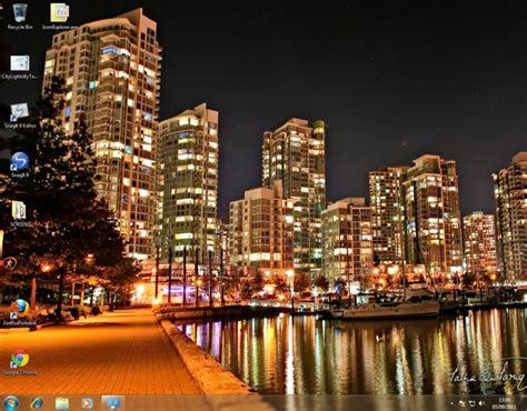 lights theme city lights theme