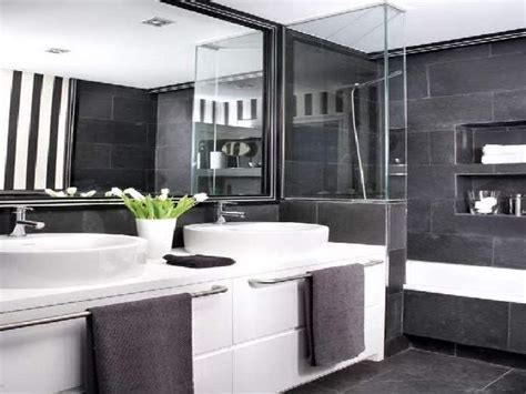 Black White Grey Bathroom Ideas by Grey And White Bathroom Ideas Design More