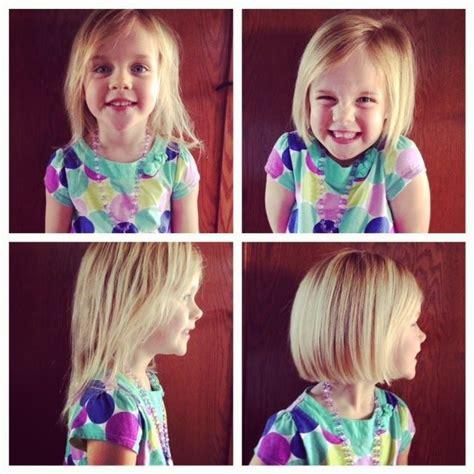 little girl haircuts before and after envie de couper les cheveux de votre petite fille