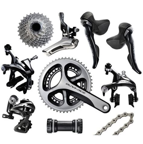 dura ace 9000 cassette weight shimano dura ace 9000 11 speed groupset chain reaction