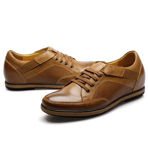 mens casual leather shoes image gallery leather shoes for