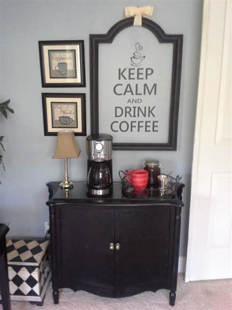 master bedroom coffee station 17 best images about but first coffee on pinterest