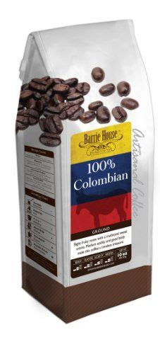 barrie house coffee best ground 100 colombian coffee recipe on pinterest