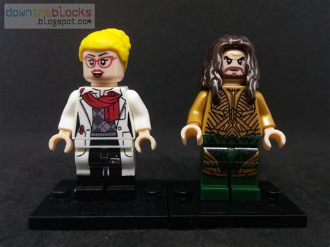 Pogo Pg1028 Gingerbread downtheblocks pogo pg282 pg284 pg287 pg289 clock king justice league and other dc minifigs