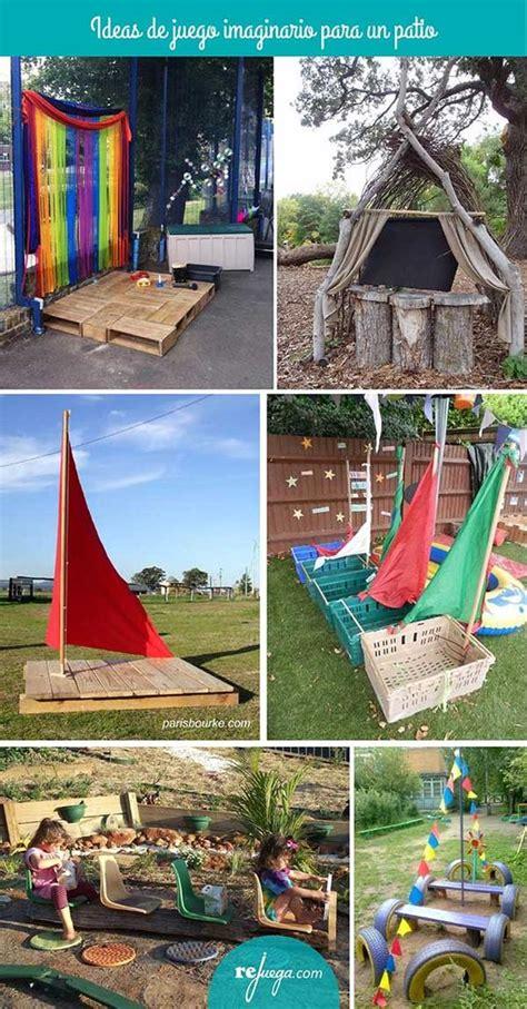 En El Patio by Ideas Para El Juego Simb 243 Lico En El Patio De Escuela