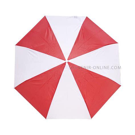 Payung Lipat Grc 1 payung grc lipat tiga merah putih