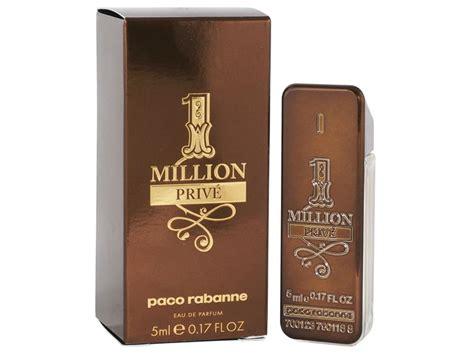 Paco Rabanne Million 5ml paco rabanne miniature 1 million priv 233 eau de parfum