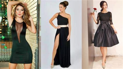 vestidos de fiesta 2017 moda en vestidos de fiesta primavera verano vestidos de moda 2017 vestido de fiesta negro
