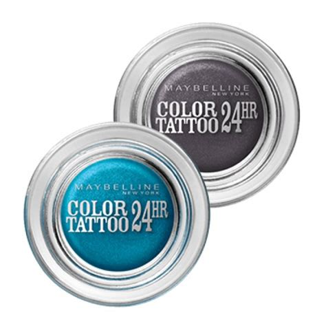 maybelline color tattoo cream gel maybelline eyestudio color tattoo 24hr cream gel eyeshadow