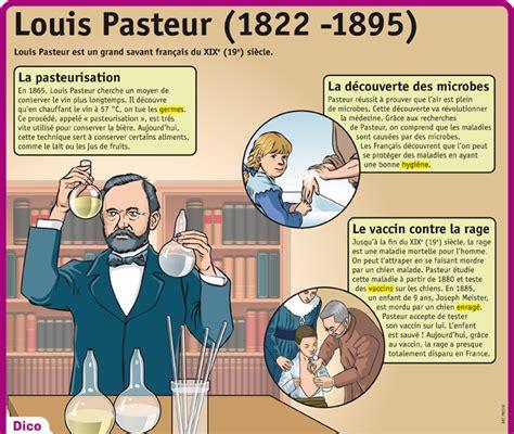 louis pasteur biography in spanish fiche expos 233 s louis pasteur education pinterest